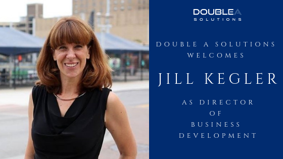 Jill Kegler is New Director of Business Development