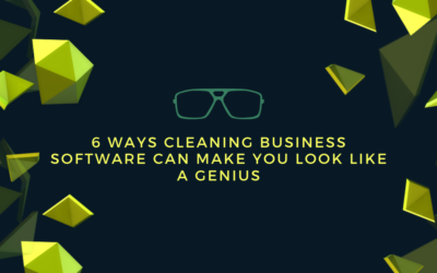 6 Ways Cleaning Business Software Can Make You Look Like A Genius
