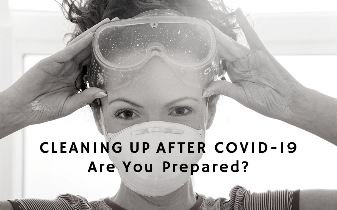4 Ways Cleaning Technology Will Become Critical After COVID-19