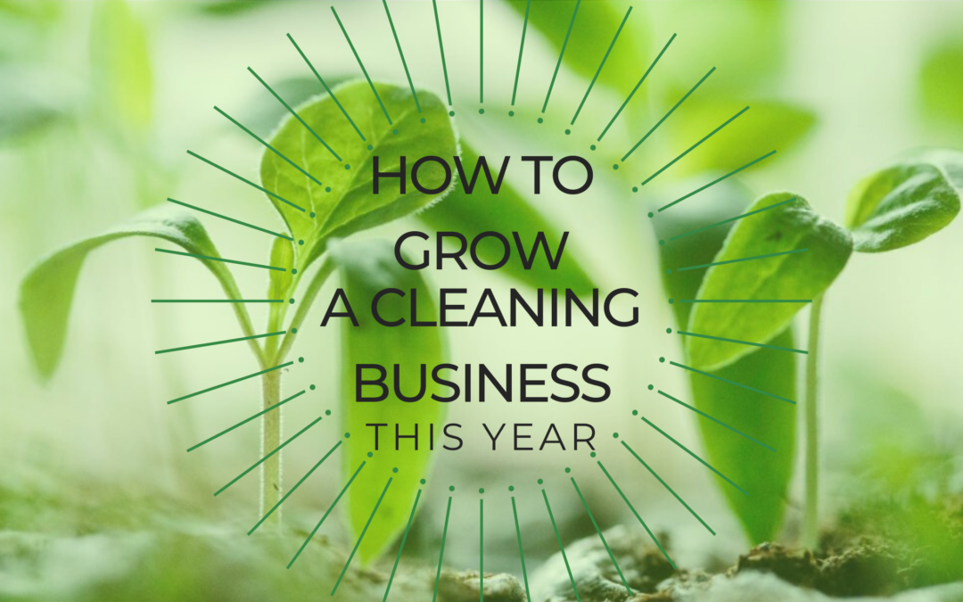 How to Grow a Cleaning Business This Year