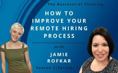 How to Improve Your Remote Hiring Process with Jamie Rofkar