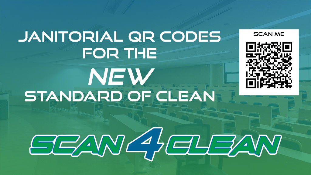 Janitorial QR Codes for the New Standard of Clean